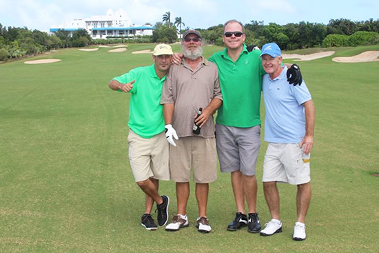 players in the tournament in anguilla