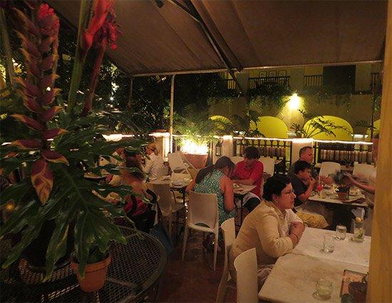 another angle of picoteo tapas bar