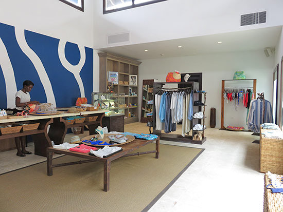 inside out of the blue boutique
