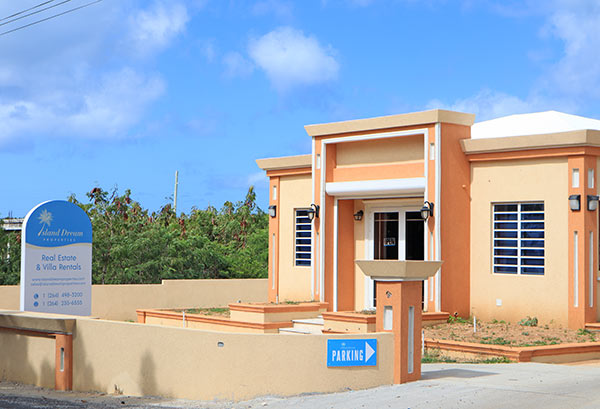 anguilla real estate agent
