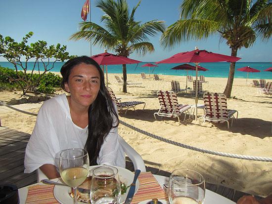 anguilla food