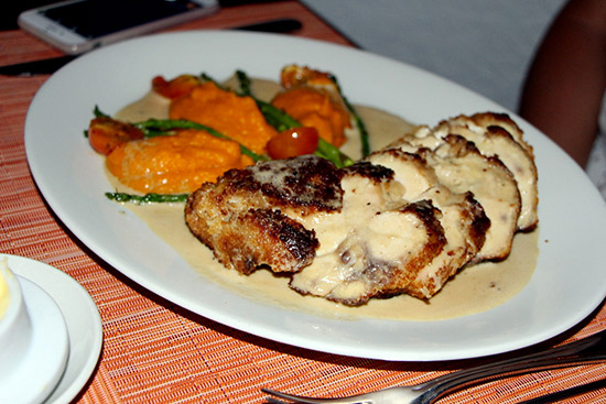 chicken at jacala by ziggy