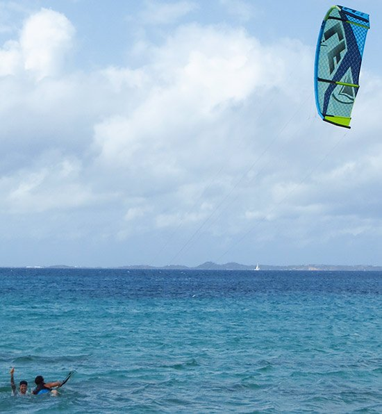 fun in the water in anguilla