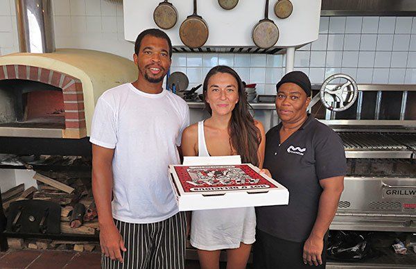 chefs jermaine and judy at covecastles