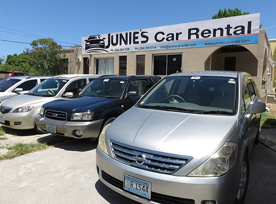 junie car rental