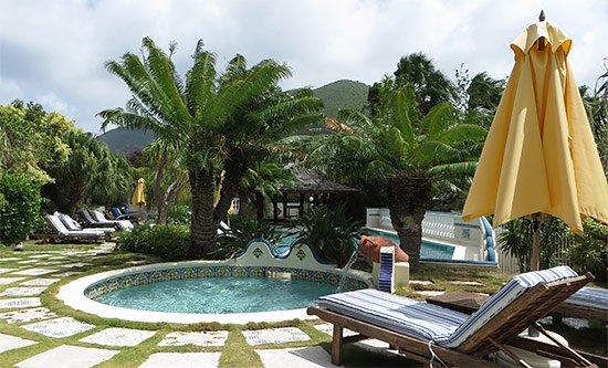pool at l'esplanade