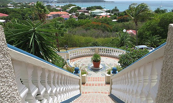 esplanade hotel steps