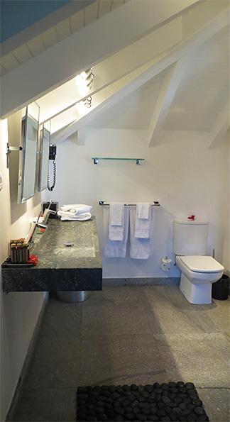 master bathroom in esplanade