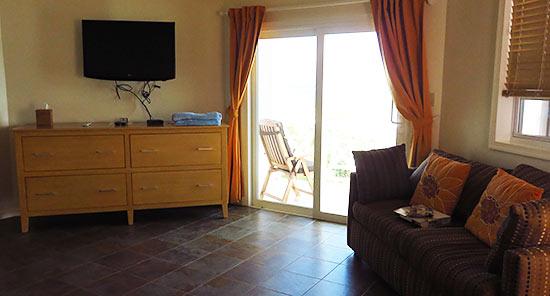 living room at arawak