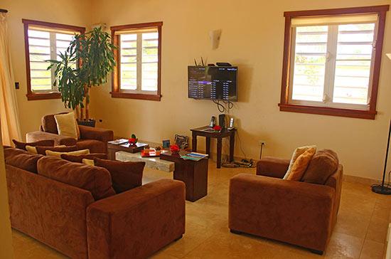 living room in little butterfly