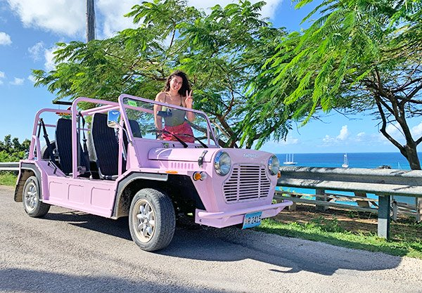 Louise South hill Moke Anguilla