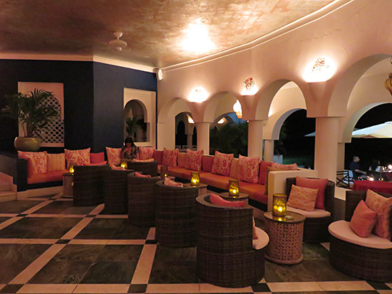 another angle inside the lounge at cap juluca spice