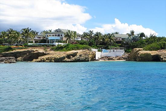 luxury villa anguilla