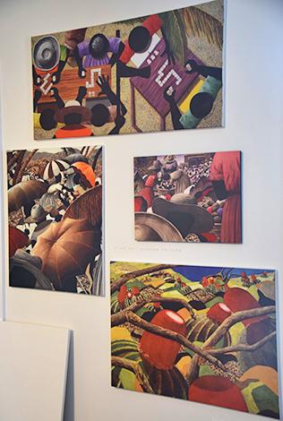Lynne Bernbaum artwork