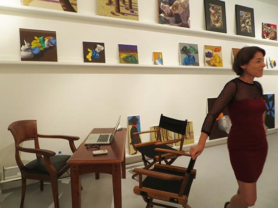 anguilla artist lynne bernbaum