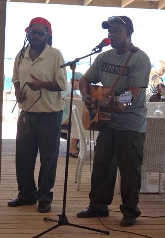 264 band live at madeariman on saturday