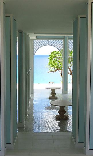 window to the sea