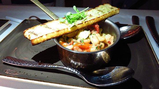 rock shrimp pot at malliouhana