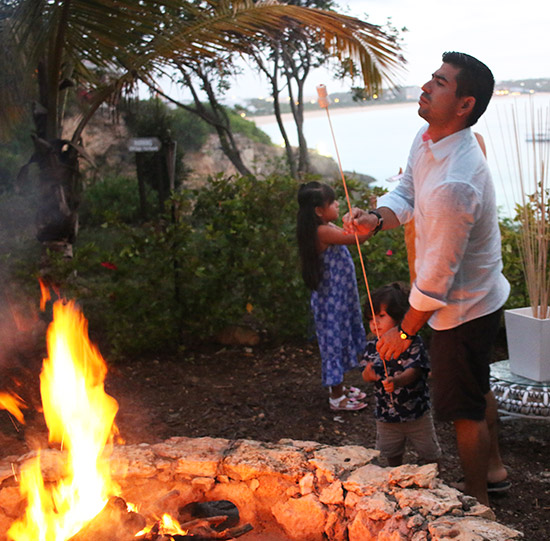 more roasting marshmallows in anguilla
