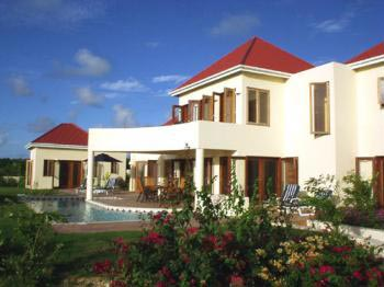 Anguilla villas zebra villa
