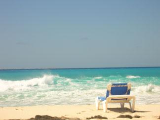 Meads Bay, Anacaonoa, beach