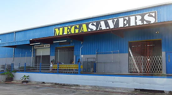 mega savers anguilla