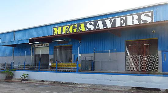 megasavers anguilla exterior