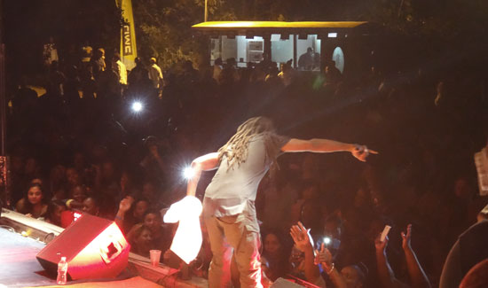 jah cure returns to anguilla