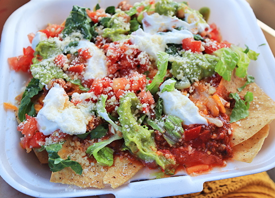 Nachos from New creations