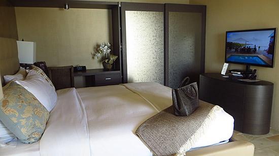 bedroom at CéBlue