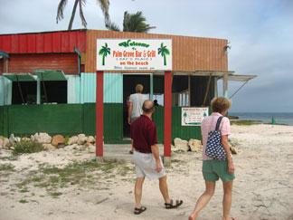best anguilla restaurants palm grove