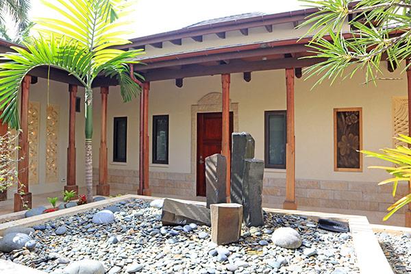 bedroom door to master suites at nevaeh