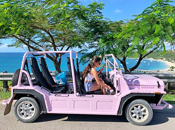 South hill Moke Anguilla