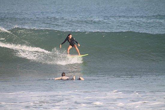la punta surf in puerto escondido