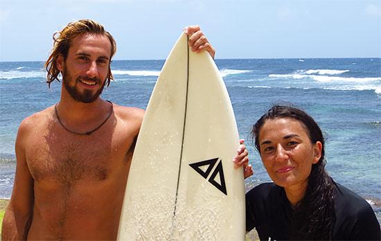 nori whit rincon surf school