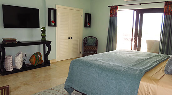 second suite in sunset beach house