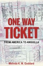 one way ticket book cover