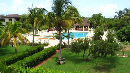 paradise cove resort anguilla pool garden
