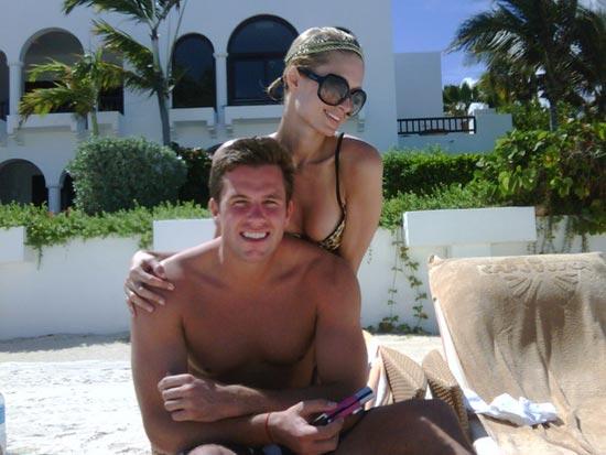 Paris Hilton Anguilla