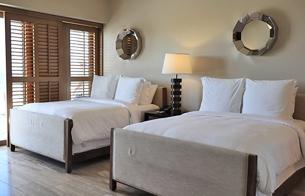 Pent House Bedroom