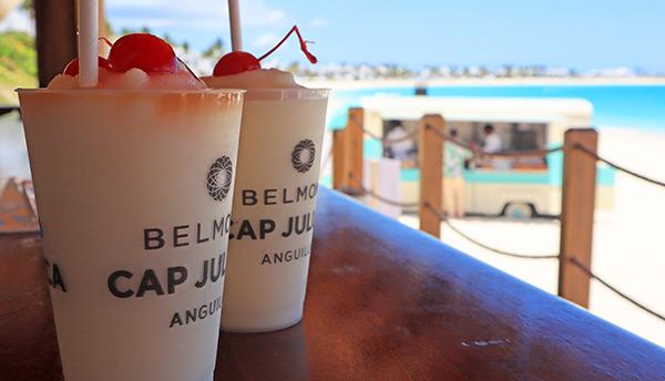 Cap Shack Beach Bar pina colada