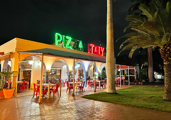Welcome to Pizza Italy