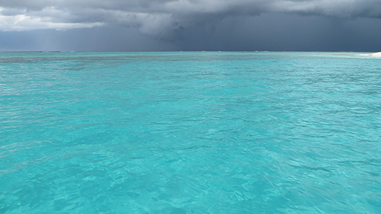 storms brewing in anguilla