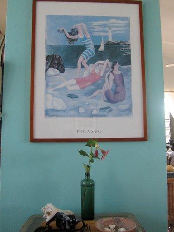 picasso piece inside anguilla villa