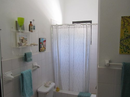 rental home bathroom