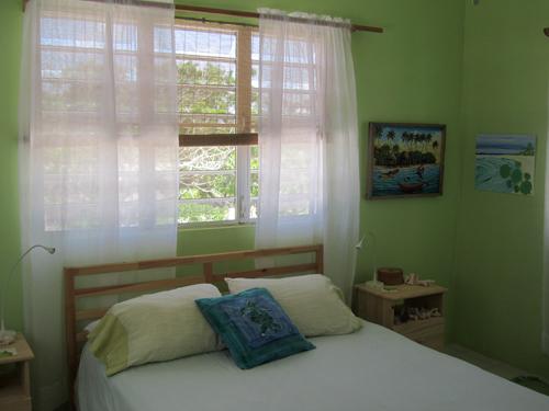 rental home second bedroom