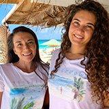 tranquilitee anguilla tshirts