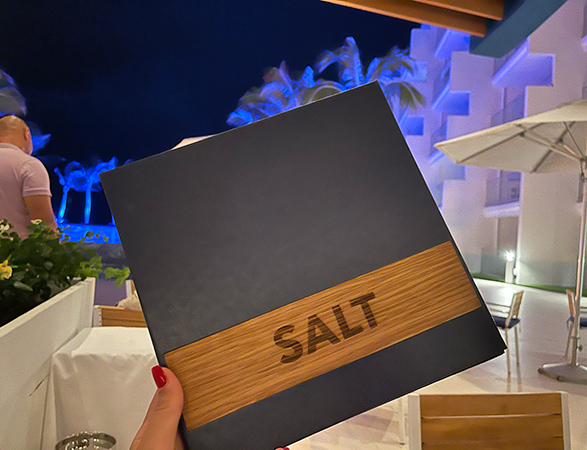 SALT Restaurant & Bar at The Morgan Resort & Spa