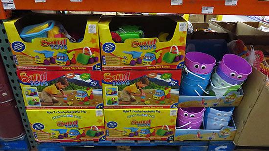 sand toys 2 mega savers