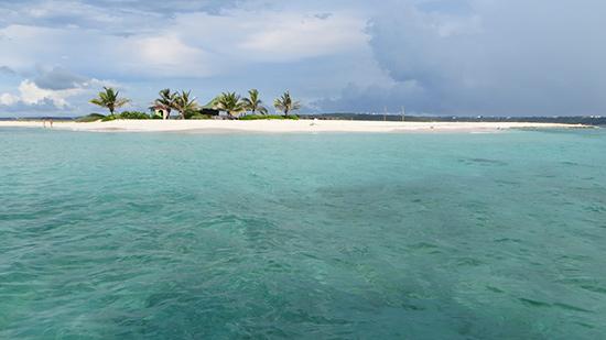 good bye sandy island